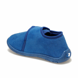 Boy's Velcro Strap Blue Snoozies