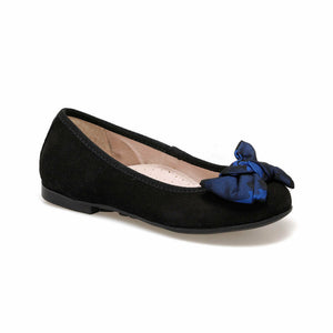 Girl's Bowtie Black Babette