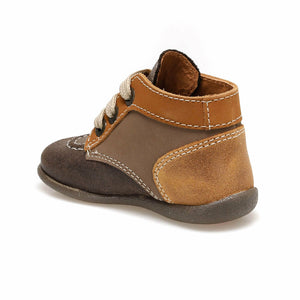 Boy's Brown Casual Shoes