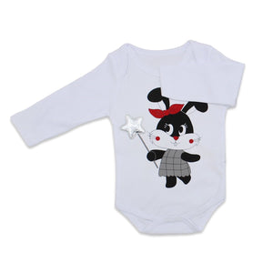 Baby Girl's Printed Outfit Set