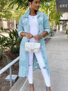 Blue jean denim jackets