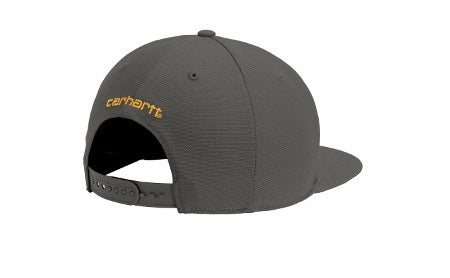 Center Back Embroidery Carhartt Adjustable