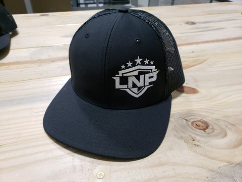 Left Panel Custom Embroidered Hat 112