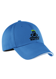 Nike Golf DriFit Hat Pacific Blue  Custom Embroidered 333115