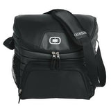 OGIO Chill Cooler 18 to 24 can cooler Black Custom Embroidered 408113