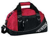 OGIO Half Dome Duffle Bag Red Custom Embroidered 711007