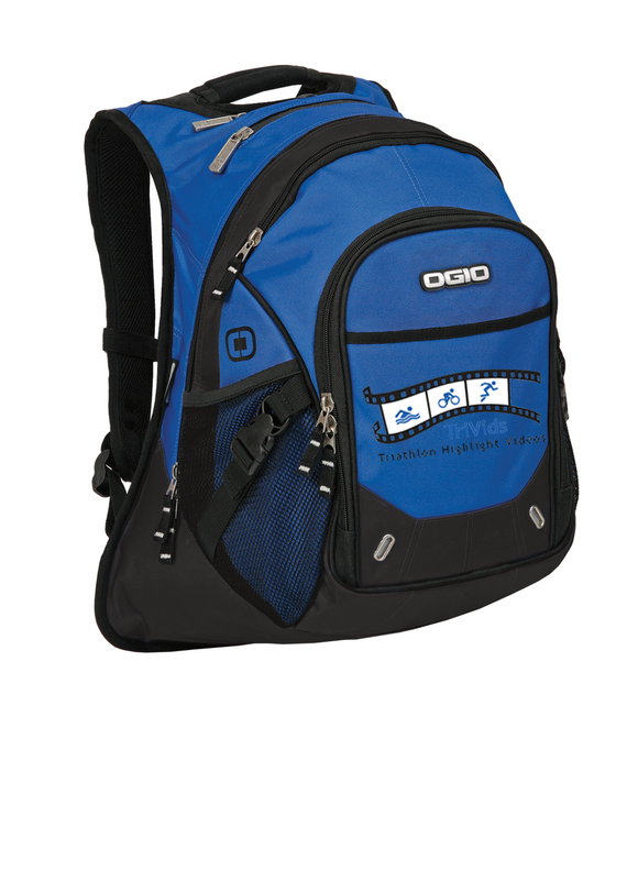 OGIO Fugitive Pack Royal Custom Embroidered 711113