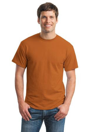 Texas Orange men's custom tshirt