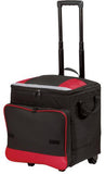 Port Authority Rolling cooler RED Custom Embroidered BG119