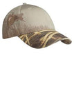 Apache Ct Port Authority Camouflage Hat Custom Embroidered C820 Mossy Oak Khaki Duck