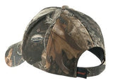 Back View Port Authority Custom Embroidered Camo Hat C855