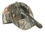 Port Authority Custom Embroidered Camo Hat C855