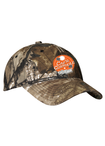 Prospector - Port Authority® Pro Camouflage Series Custom Hats (C855)