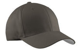 Dark Grey Port Authority Flexfit Custom Logo Hat