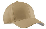 Port Authority Flexfit Khaki Custom Hat