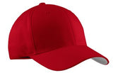 Red Port Authority Flexfit Custom Embroidered Hat