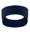 Port Authority Navy Fleece  Custom Logo Headband