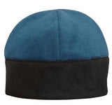 Blue/Black Port Authority Custom Logo Fleece Beanie C918