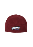 Port Authority Fleece Beanie Caldera Red Custom Embroidered C918