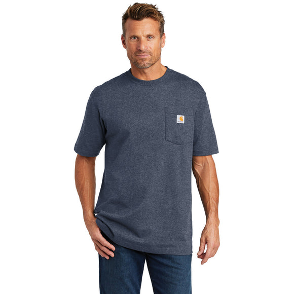 Owl Mtns. Carhartt ® Workwear Pocket Short Sleeve T-Shirt CTK87