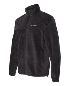 Columbia Steens Mountain Full Zip 2.0 Custom Embroidered 147667 Black