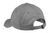 District Twill Hat Nickel Custom Embroidered DT600