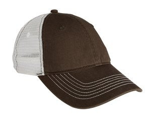 Buffalo Creek - District® - Embroidered Mesh Back Hat (DT607)