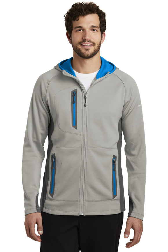 EB244 Pikes Peak Eddie Bauer ® Sport Hooded Full-Zip Fleece Jacket