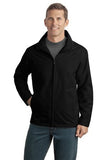 Port Authority Jacket Black Custom Embroidered J701
