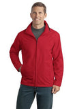 Port Authority Jacket Red Custom Embroidered J701