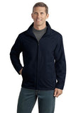 Port Authority Jacket Navy Custom Embroidered J701