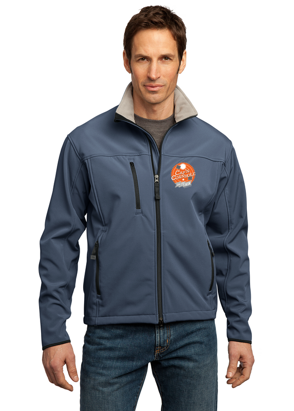 Runaway - Port Authority® Glacier® Soft Shell Custom Logo Jacket (J790)
