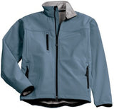 Athletic Blue/Chrome Port Authority Custom Logo Jacket J790