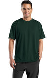 Sport Tek Dri Mesh T Shirt Dark Green Custom Embroidered K468