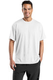 Sport Tek Dri Mesh T Shirt White Custom Embroidered K468