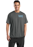 Sport Tek Dri Mesh T Shirt Steele Custom Embroidered K468
