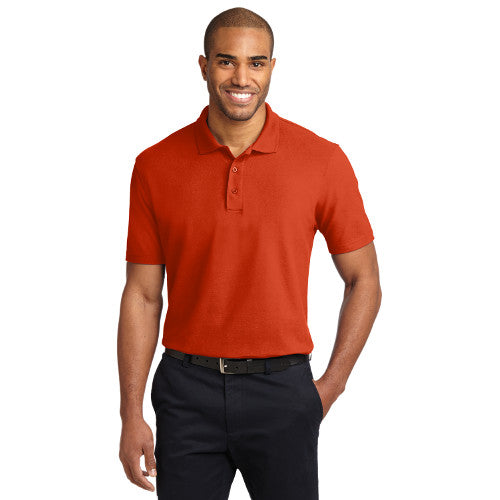 35d27130 Back Bone - Port Authority Embroidered Stain-Resistant Polo (K510)