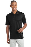 Black Port authority Embroidered Polo Shirts K540