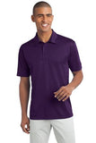 Bright Purple Port Authority Custom Polo shirts K540