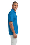 Brilliant Blue Port Authority Custom Polo shirtsK540