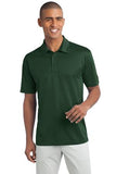 Dark Green Port authority Embroidered Polo Shirts K540