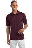 Maroon Port Authority Custom Polo shirts K540