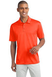 Neon Orange Port Authority Custom Polo shirts K540