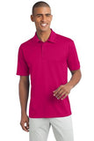 Pink Raspberry Port Authority Custom Polo shirts K540