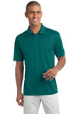 Teal Green Port Authority Embroidered Polo Shirts K540