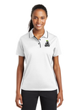 Horsetooth - Sport-Tek® Ladies Dri-Mesh® Embroidered Polo with Tipped Collar and Piping (L467)