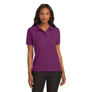Port Authority Ladies Polo Hibiscus Custom Embroidered L500