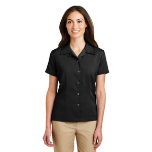 McKay Way Port Authority® Ladies Easy Care Camp Shirt L535