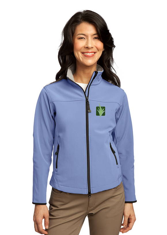 Tipperary Creek - Port Authority® Ladies Glacier® Soft Shell Custom Logo Jacket (L790)
