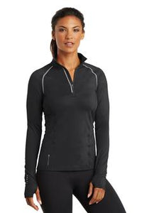 Neet Cir OGIO® ENDURANCE Ladies Nexus 1/4-Zip Pullover LOE335